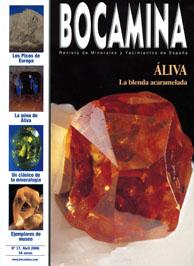 Bocamina Aliva sphalerite