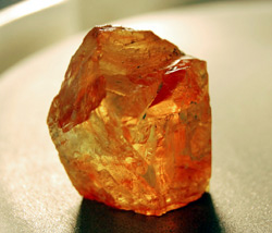 Rough sphalerite